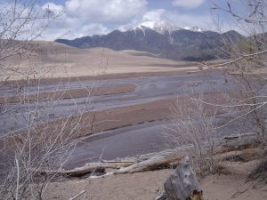 Great Sand Dunes National Park-Medano Creek.